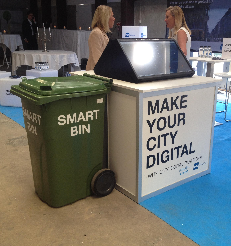 В Дании будут разделять отходы на десять контейнеров