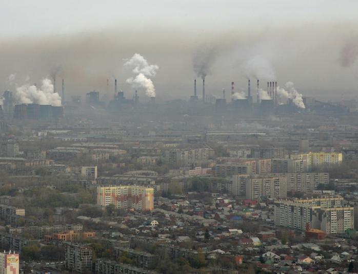 «Зеленая альтернатива» требует сократить выбросы промышленных предприятий в городах России