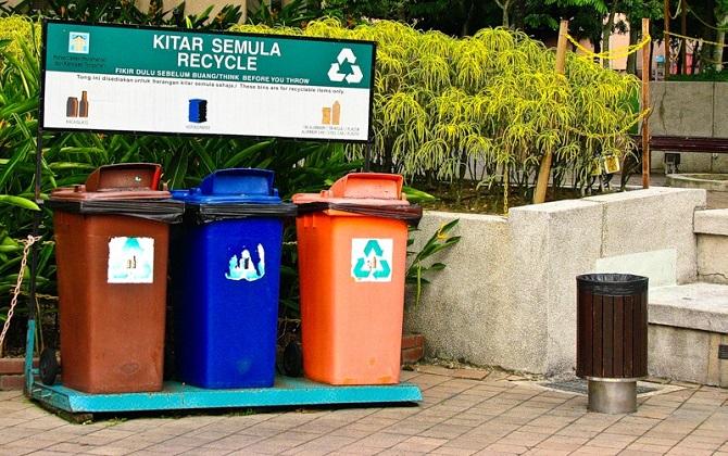 Ссылка дня: сортировка мусора как гражданская позиция, бизнес и духовная практика