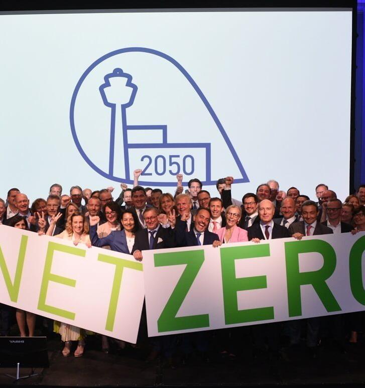 Домодедово присоединился к инициативе NetZero2050 по сокращению выбросов СО2