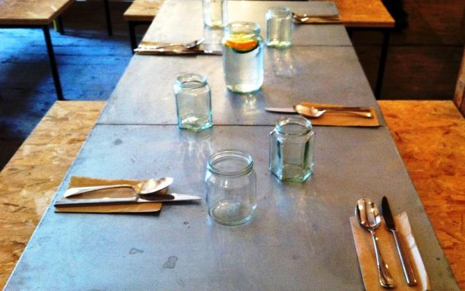 Безотходный ресторан открылся в Англии