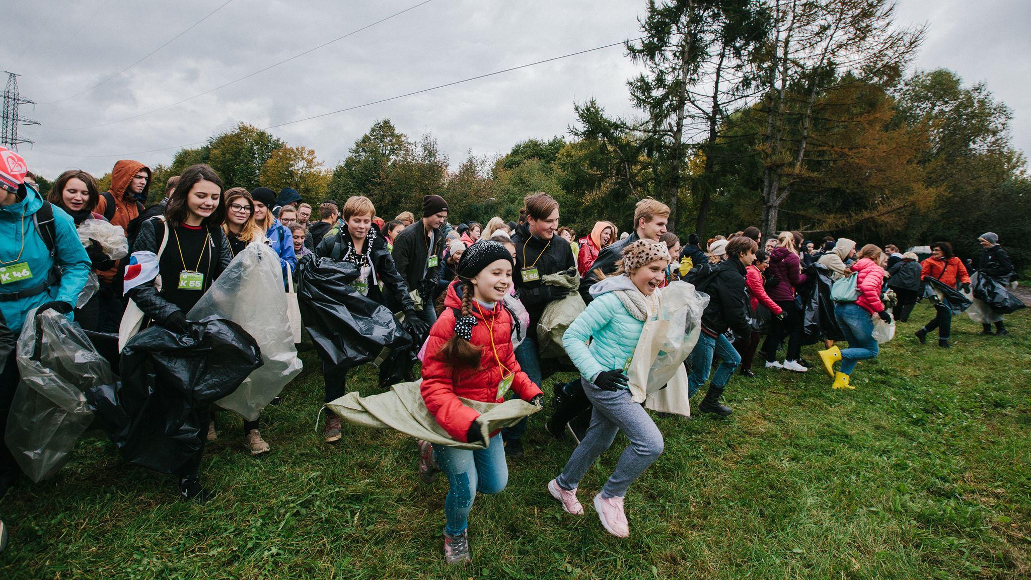 Экоквест «Чистые игры» пройдет в Москве
