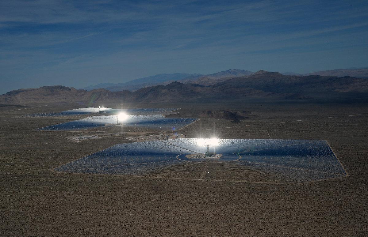Google полностью перейдет на альтернативные источники энергии