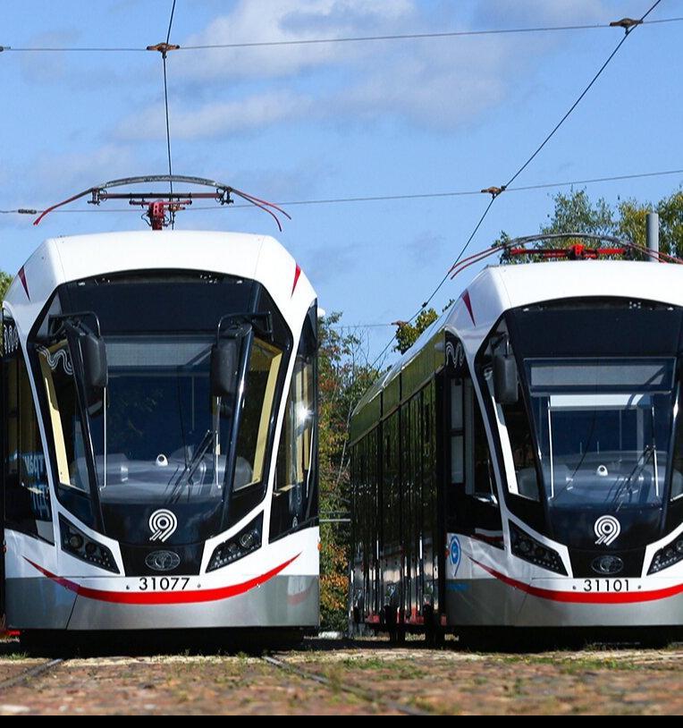 Московский трамвай получил главную отраслевую награду мира