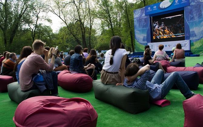 Фильмы об экологии покажут в бесплатных кинозалах в парках Москвы