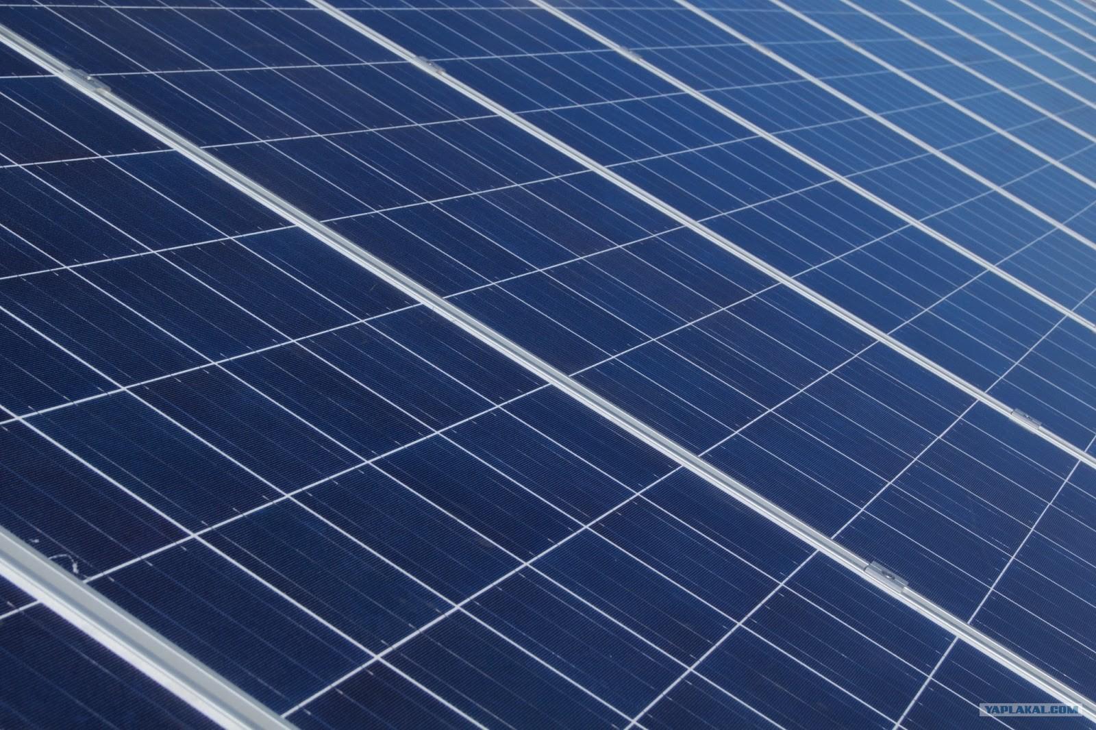 Солнечная электростанция полностью обеспечит энергией село в Якутии