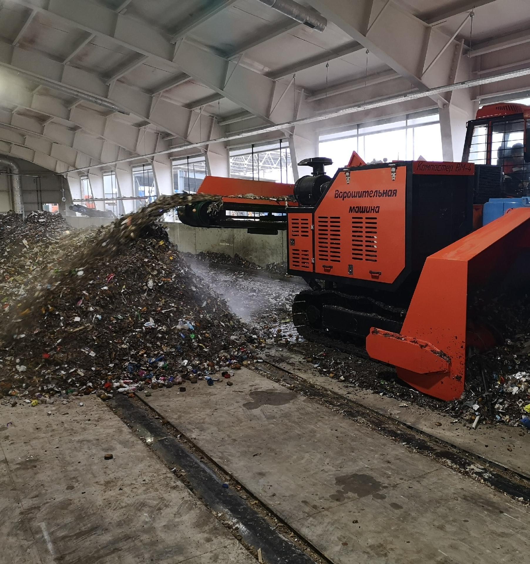 Как компостируют биоотходы в России