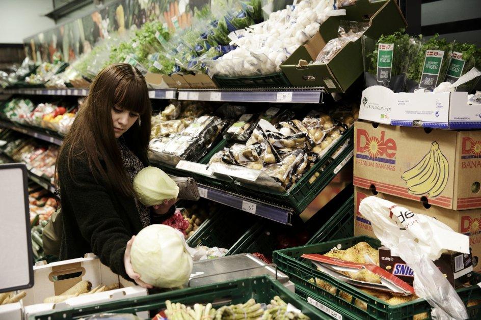 В Дании стали популярны магазины просроченных продуктов