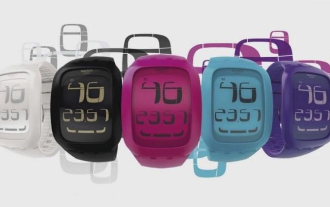 Swatch выпустит часы, не требующие подзарядки