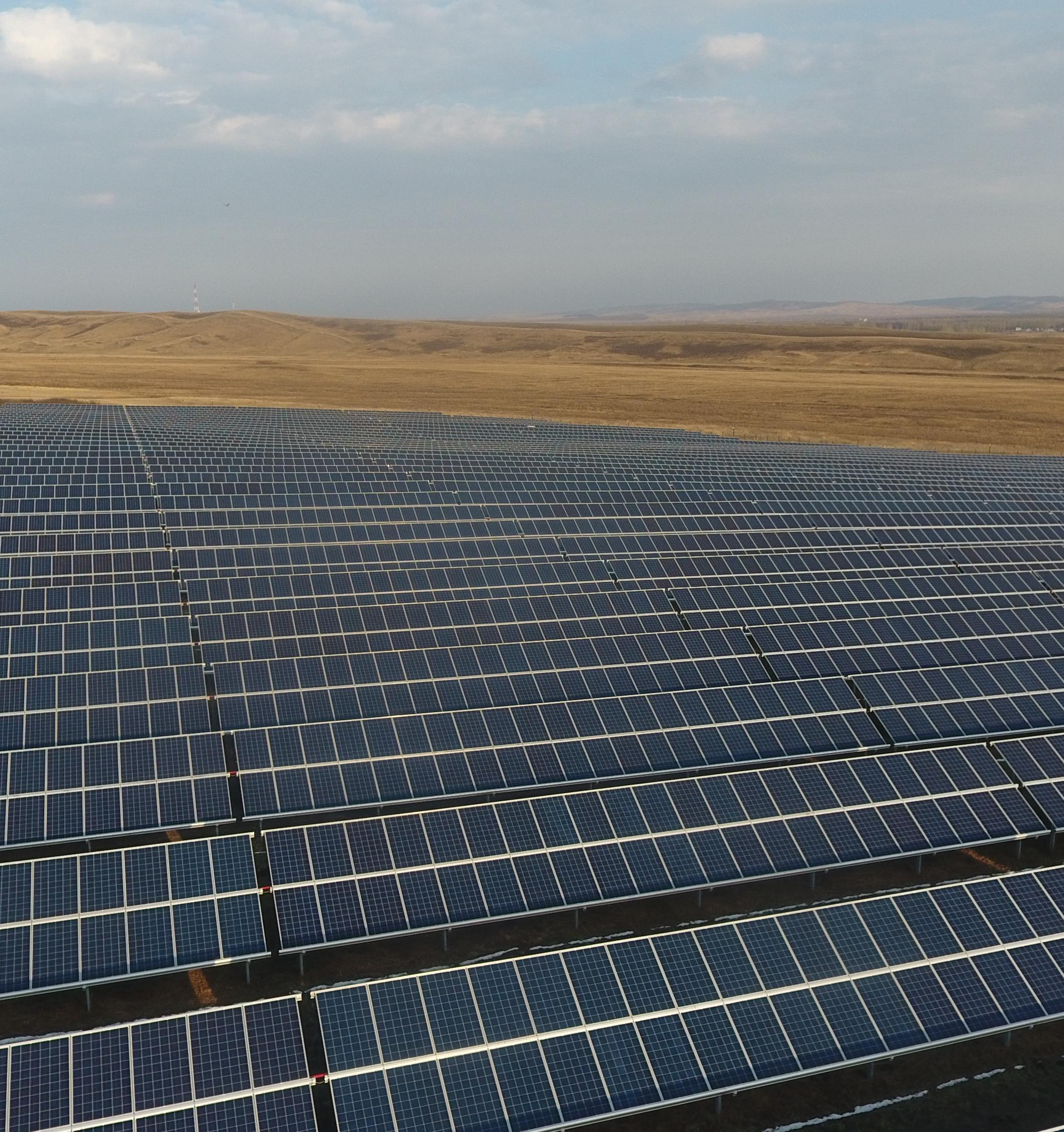 Unilever и «Хевел» будут развивать солнечную энергетику в России