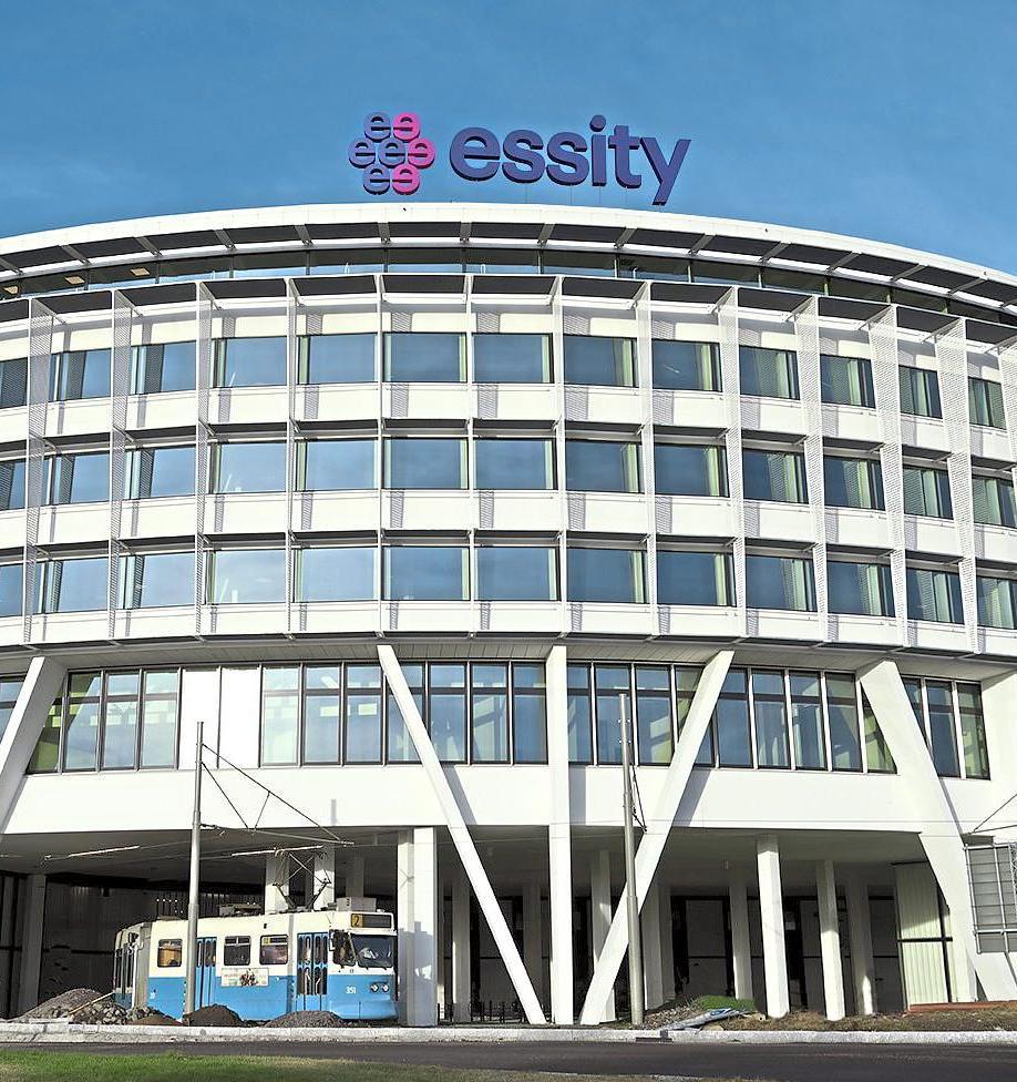 Инфографика: Essity подвела итоги реализации экоцелей в 2019 году