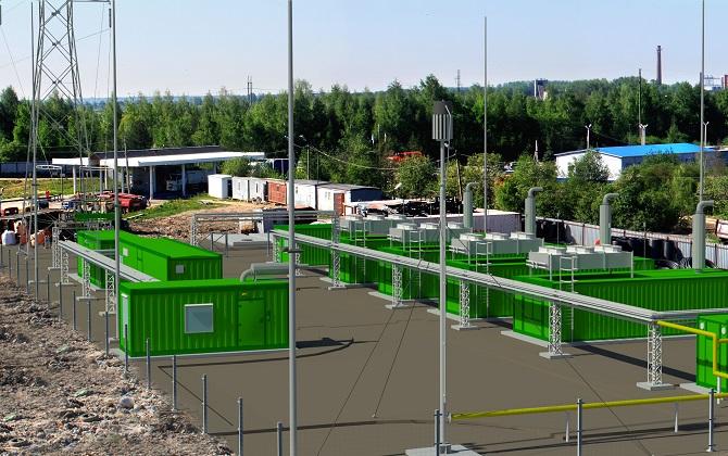 Первая в России электростанция на свалочном газе заработает в 2015 году