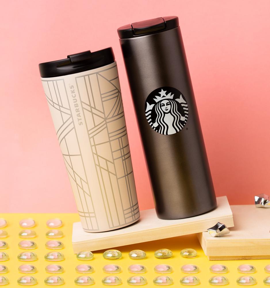 Фото дня: весенние тамблеры от Starbucks