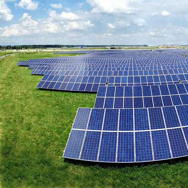 15 самых красивых солнечных электростанций