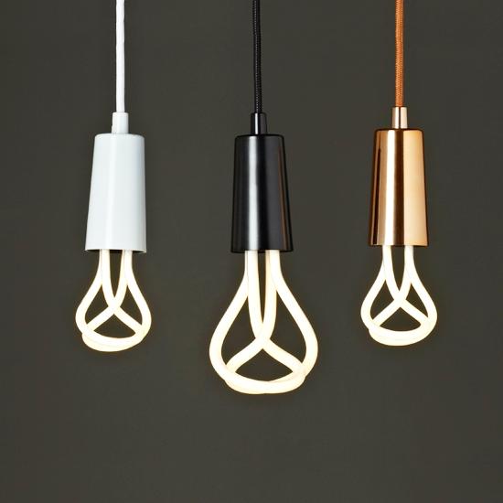 10 дизайнерских энергосберегающих ламп