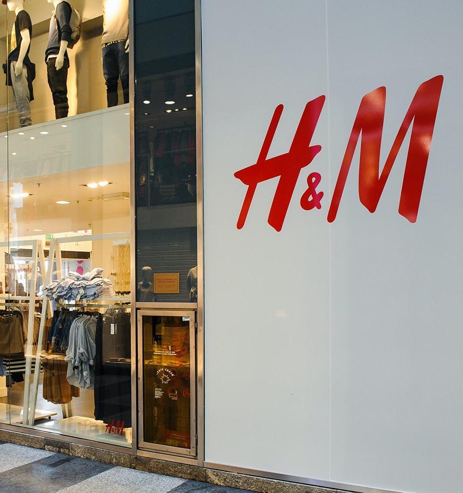 H&M тестирует перерабатываемую упаковку