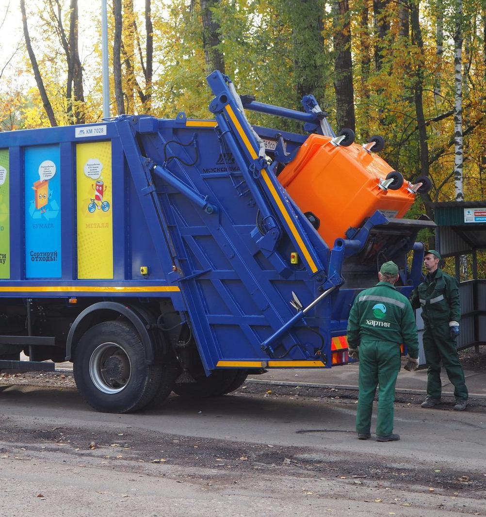 В Челябинской области устанавливают контейнеры для раздельного сбора