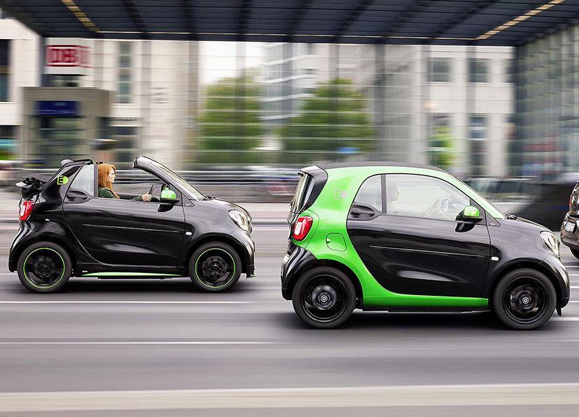 Владельцам электромобилей в Австрии разрешат ездить на 30 км/ч быстрее остальных