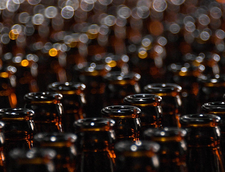 Первые в России пандоматы по приему стеклянных бутылок появились в Твери