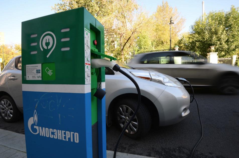 В России в 3 раза выросли продажи подержанных электромобилей