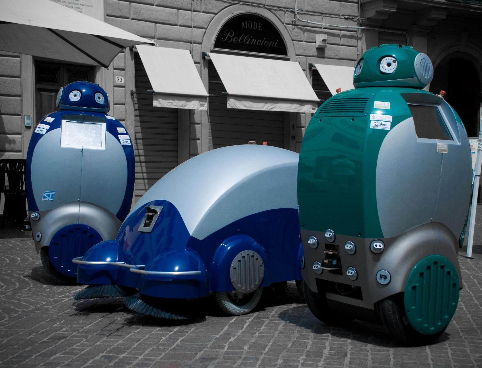 9 роботов, которые помогают решить экологические проблемы
