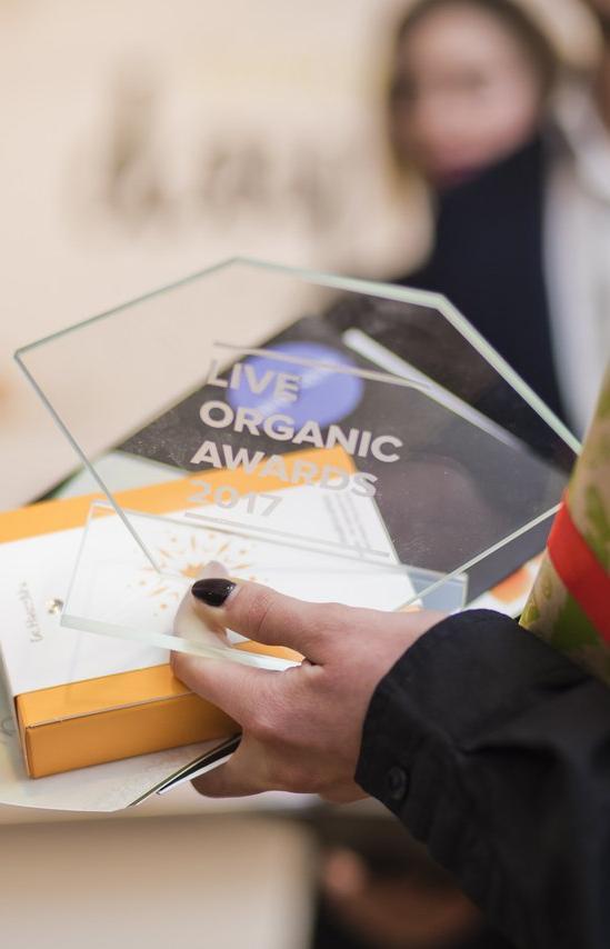 Recycle вошел в состав жюри экопремии Live Organic Awards