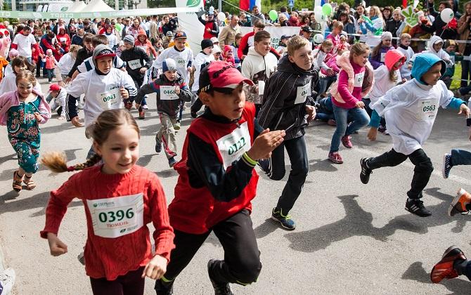 В 42 городах России пройдет «Зеленый марафон»