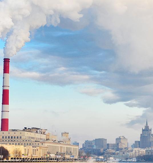 В Москве сократились вредные выбросы