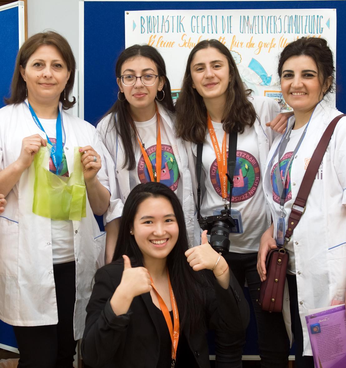 5 экологических инициатив Гёте-Института в России