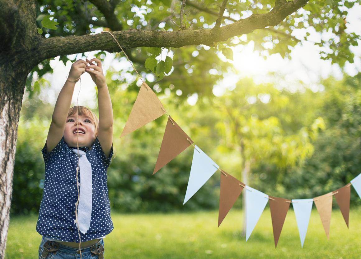 Экомама: 8 способов сделать детский день рождения экологичным