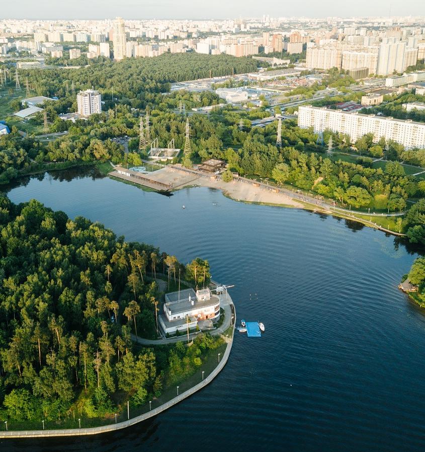 От Арбата до Ходынки: как благоустраивали Москву последние 9 лет