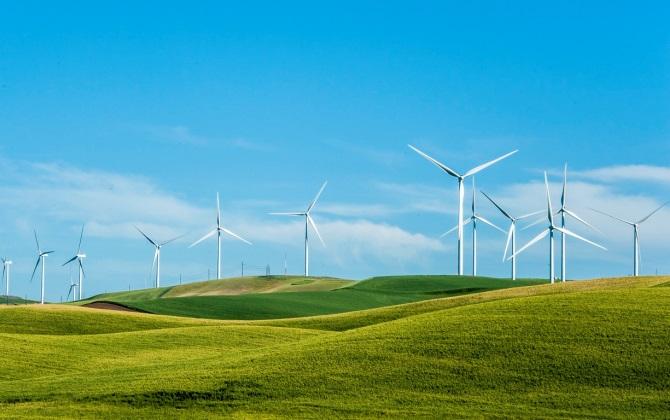 Шотландия готова полностью перейти на возобновляемые источники энергии