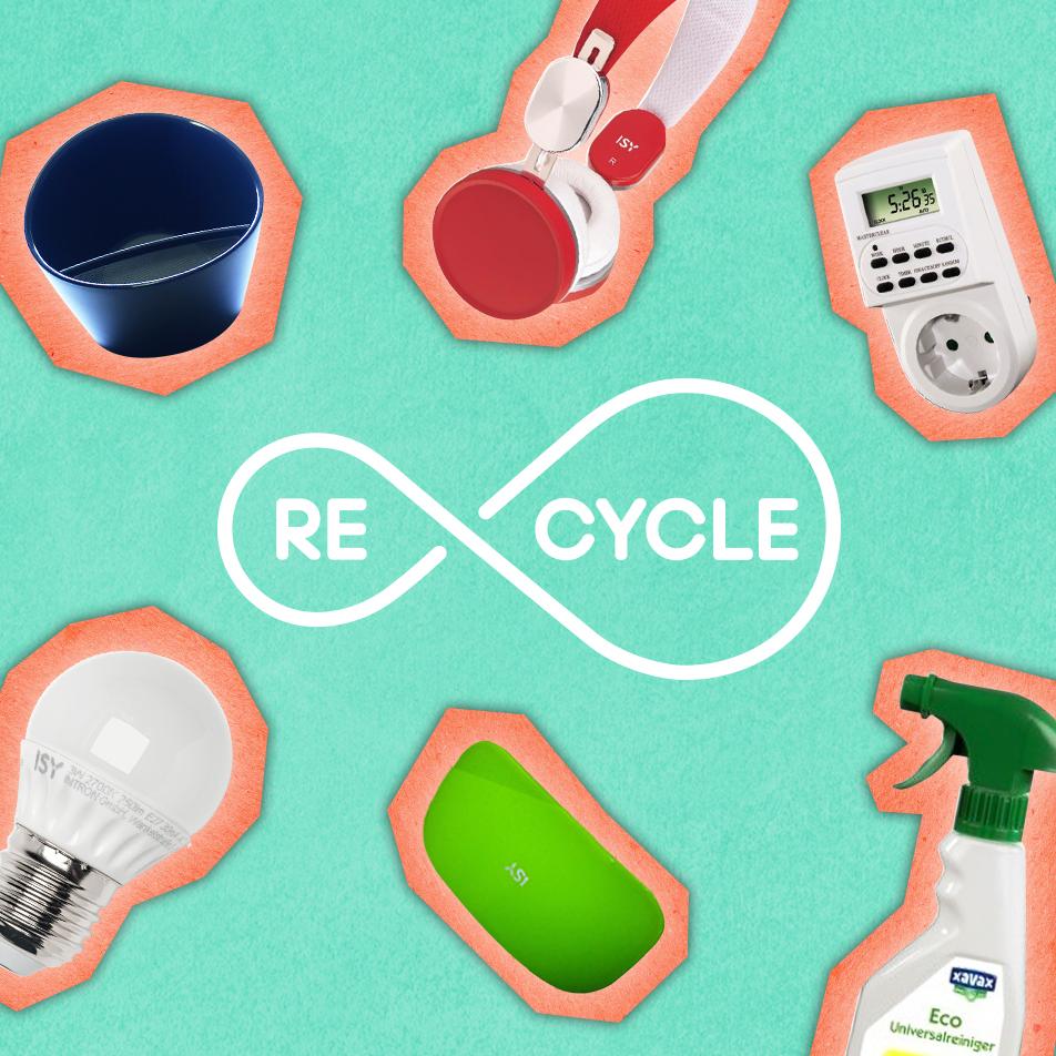 Recycle объявляет новый конкурс в Instagram