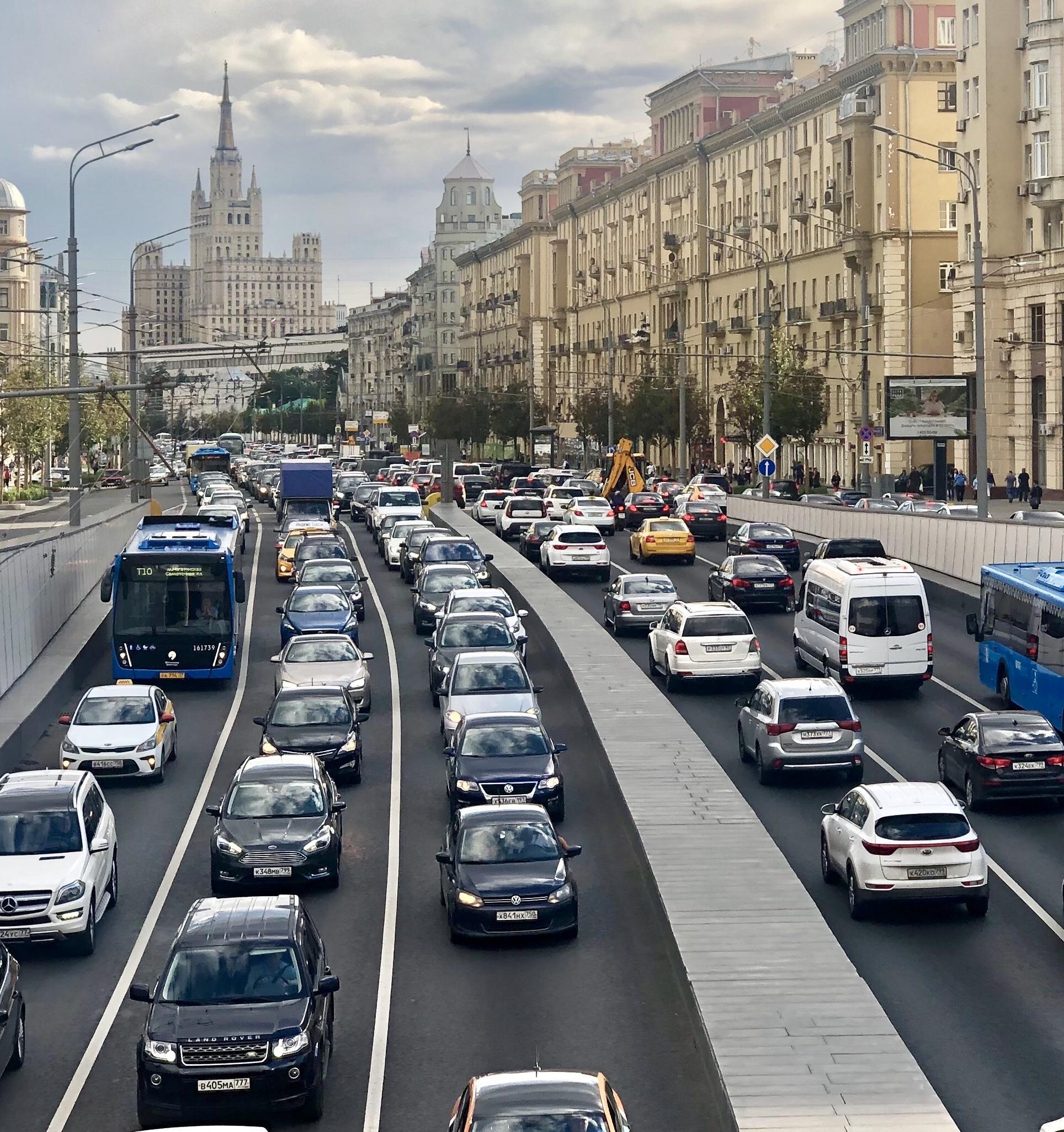 Выбросы в Москве снизились за 10 лет более чем на 20 процентов
