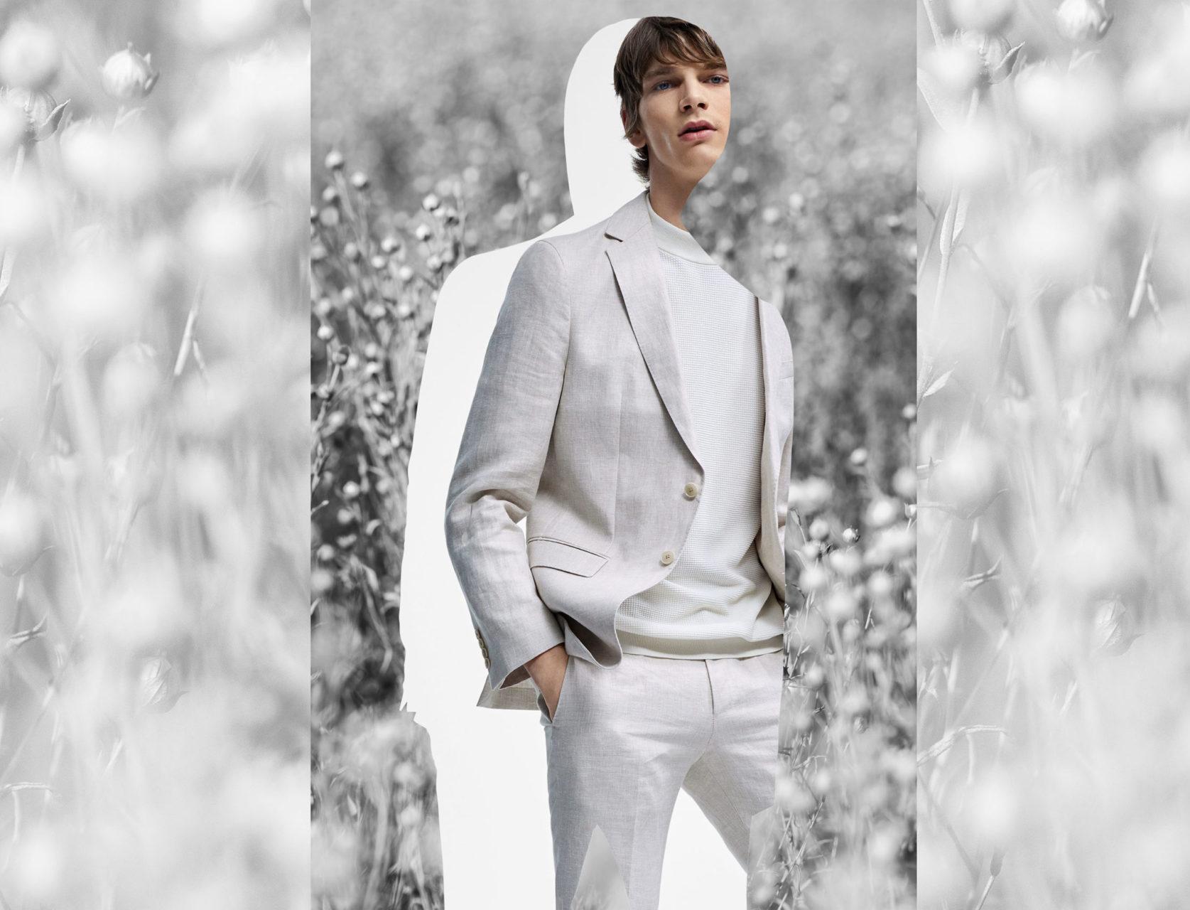 HUGO BOSS выпустил первый веганский мужской костюм