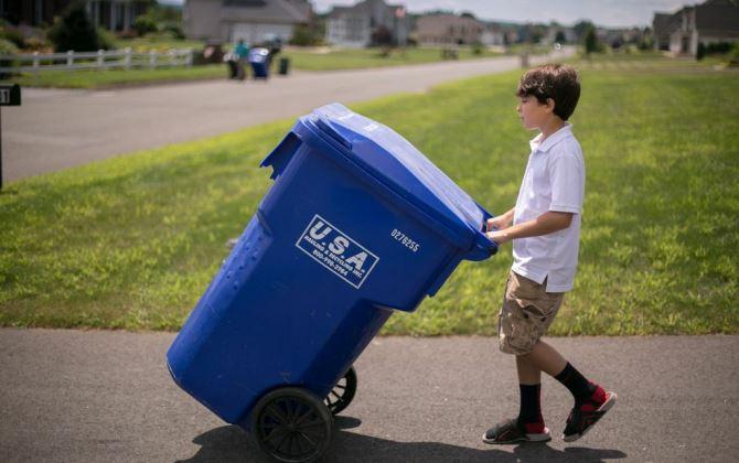 Общение с соседями помогает экологии