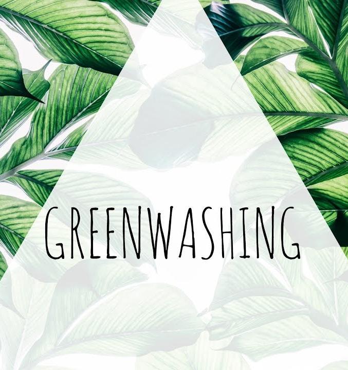 Ссылка дня: как марки и товары притворяются «зелёными»