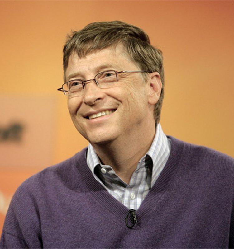 Билл Гейтс купил первый в своей жизни электромобиль