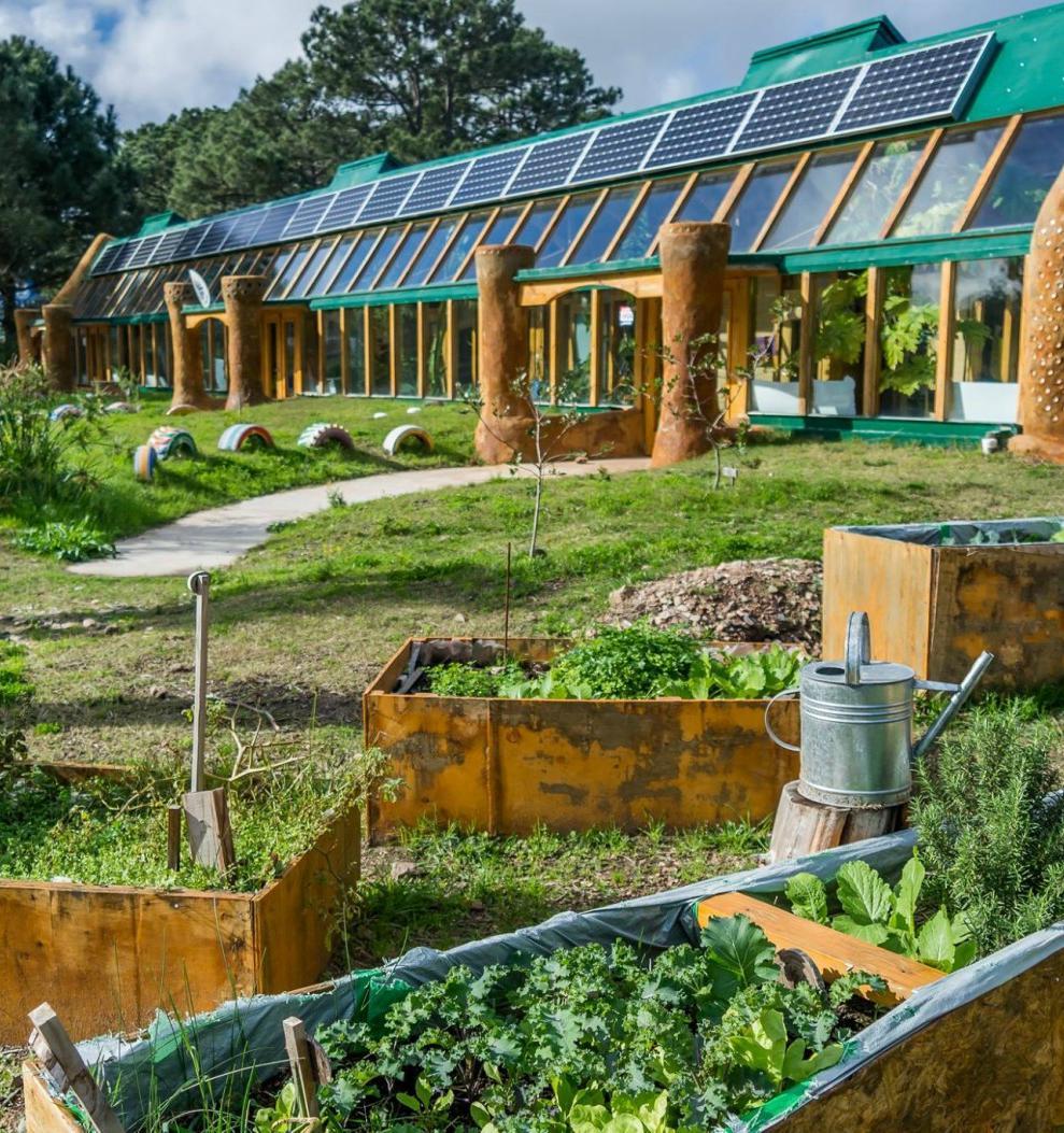 7 самых экологичных школ мира
