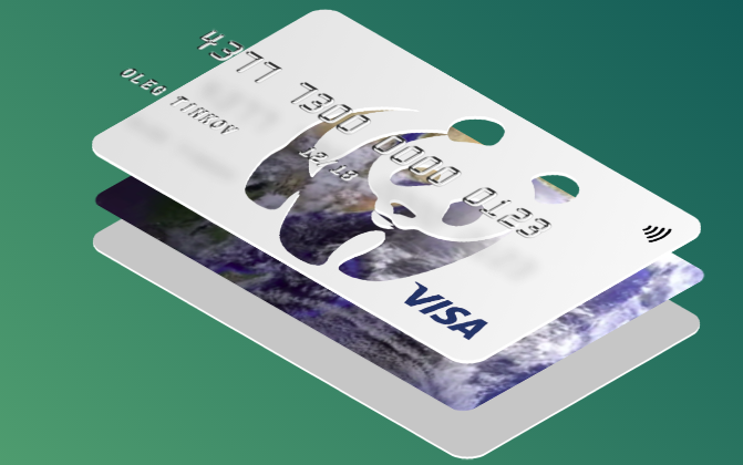 Тинькофф Банк выпустил экологичные пластиковые карты