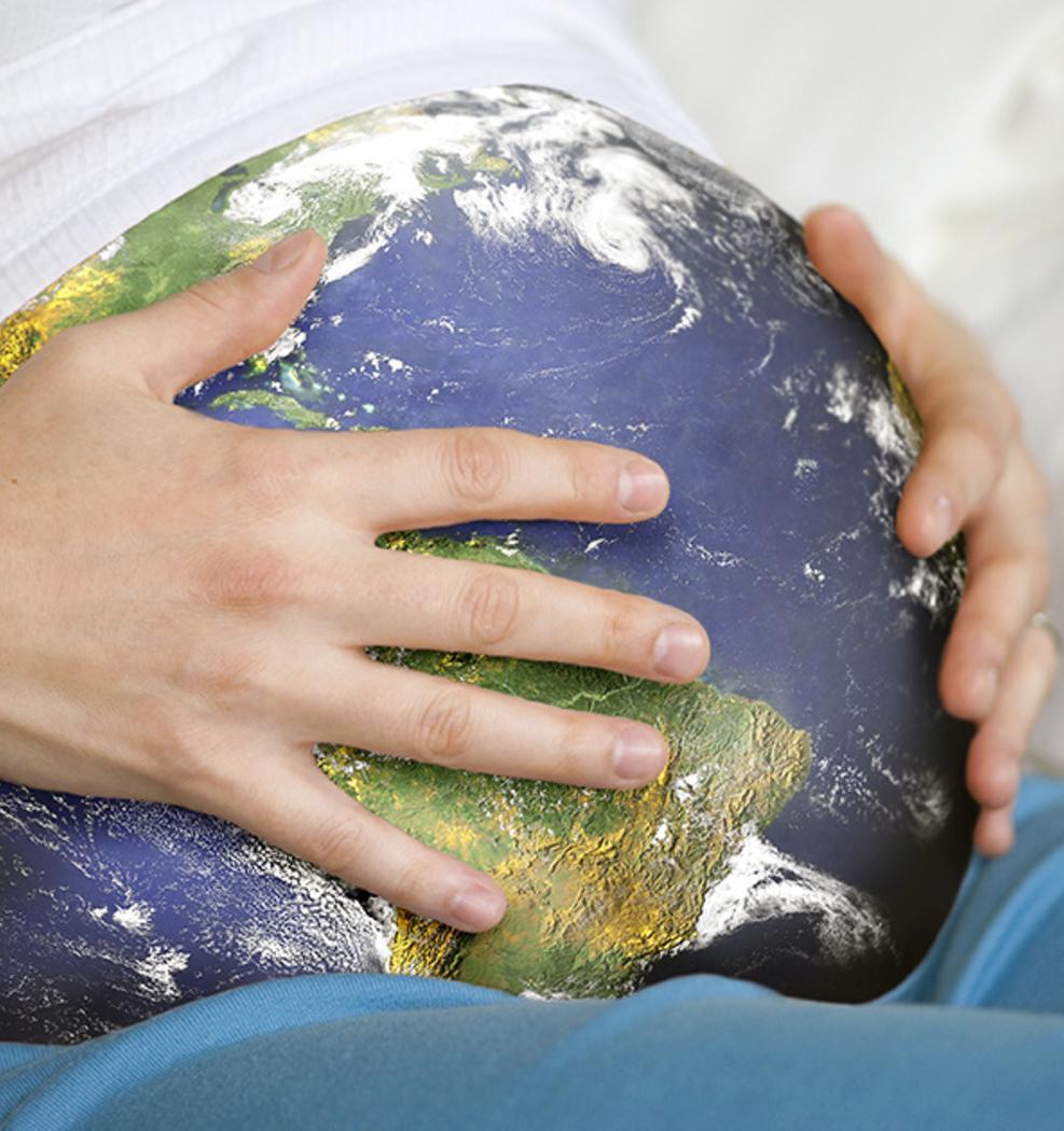 Глобальное потепление: не время рожать