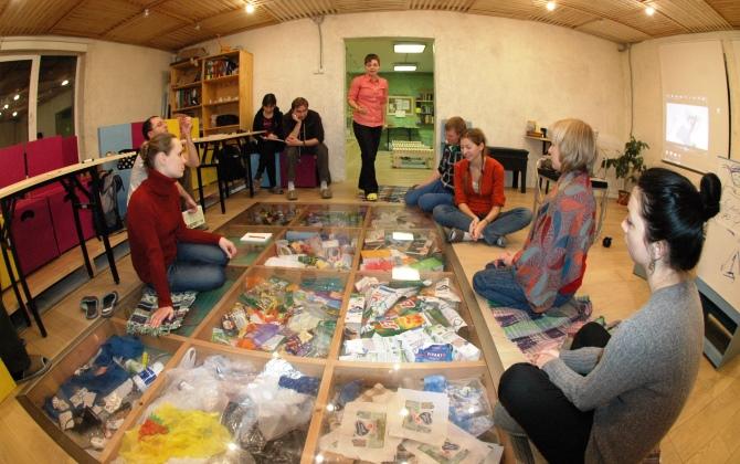 Пункт приема раздельного мусора ждет волонтеров