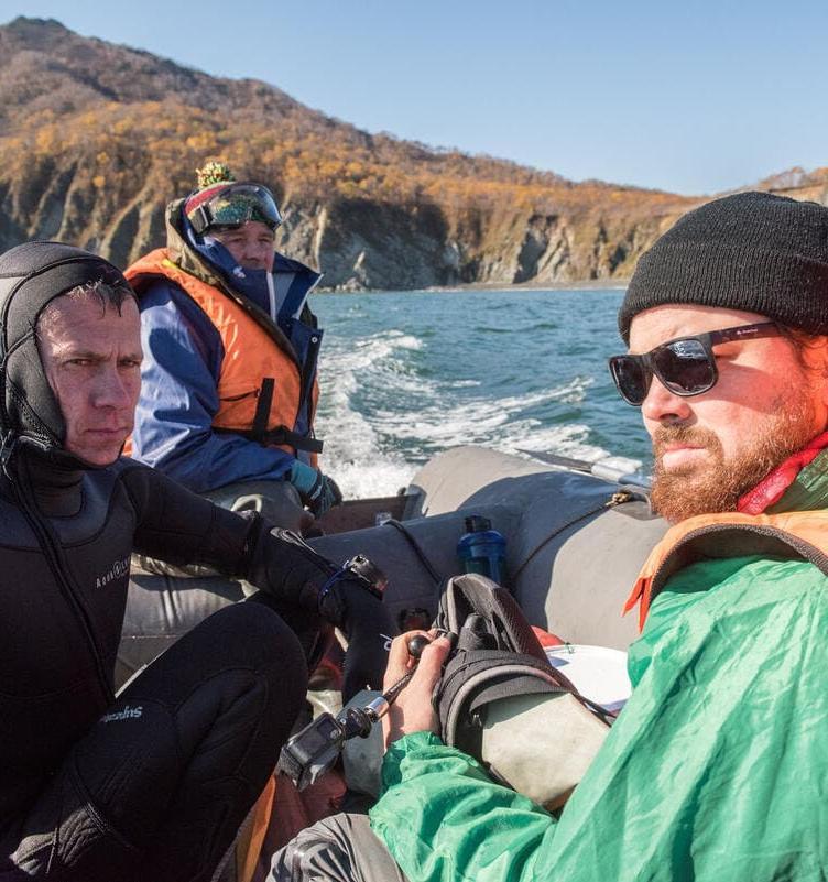 Экспедиция Greenpeace на Камчатку: результаты первых проб