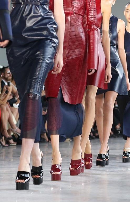 На неделе моды в Хельсинки запретят демонстрировать кожаные изделия