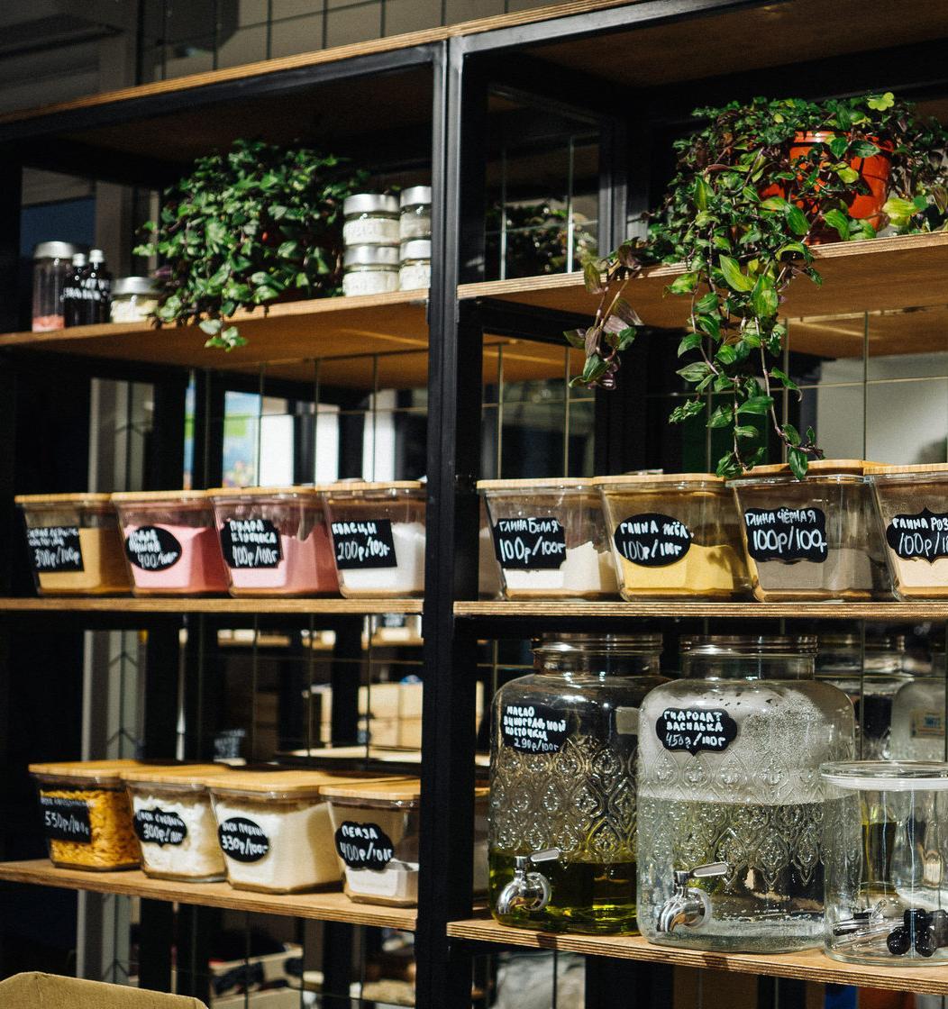 Магазины без упаковки: как справляется с кризисом zero waste бизнес в России