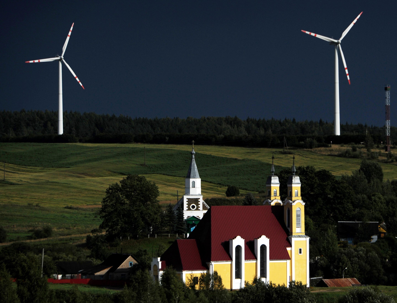 В Беларуси построят ветропарк стоимостью 40 млн долларов