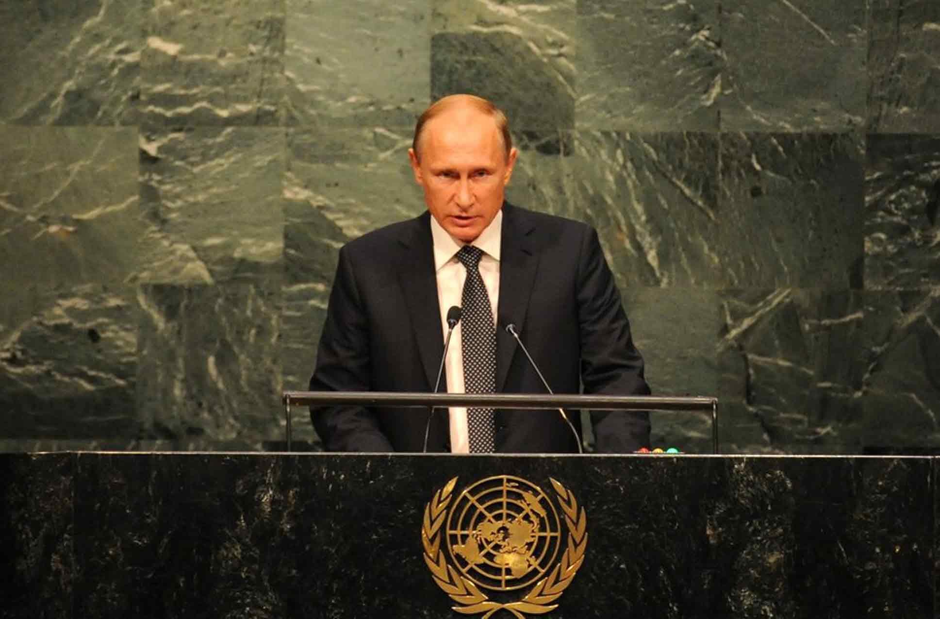 Путин выступит на климатическом саммите ООН