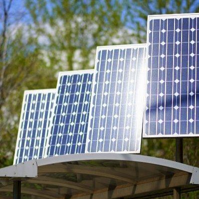 Что в Москве работает на солнечных батареях