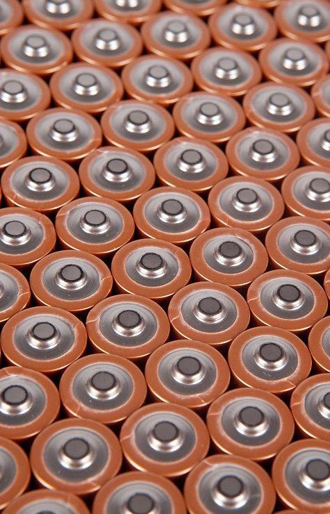 Duracell откроет до конца года еще 500 пунктов по сбору батареек
