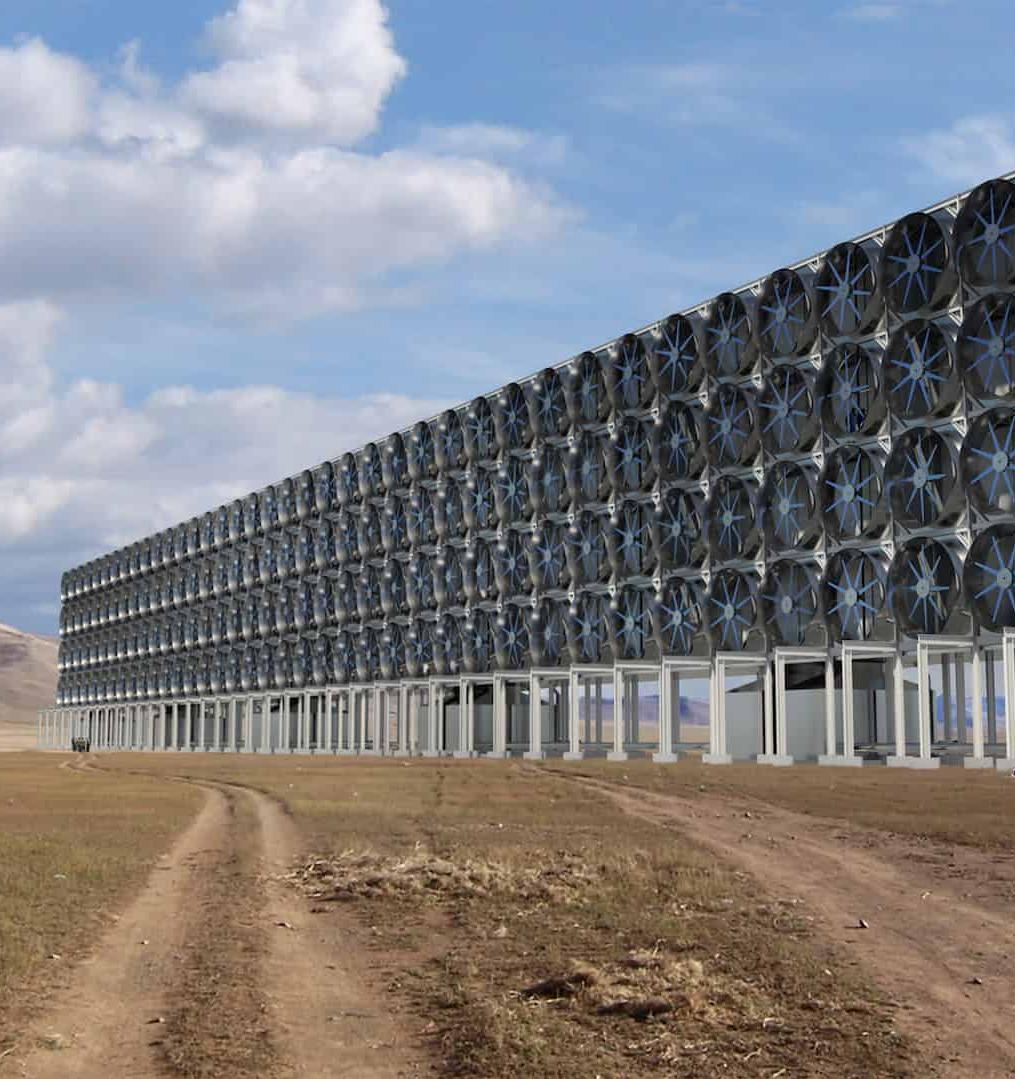 Coca-Cola выпустит газированные напитки за счет собранного из атмосферы СО2